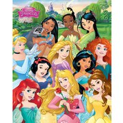 Disney Princess I am a Princess - 16 x 20 Inches Mini Poster