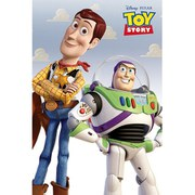Disney Toy Story Woody & Buzz - 24 x 36 Inches Maxi Poster