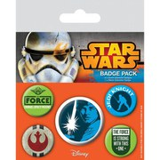 Star Wars Jedi - Badge Pack