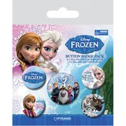 Disney Frozen - Badge Pack