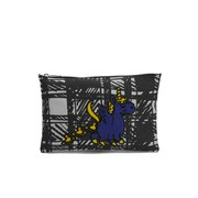 Vivienne Westwood Women's Unicorn Zip Pouch Clutch Bag - Grey