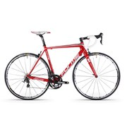 Forme Thorpe Pro Carbon Road Bike - Shimano Ultegra - Black/Red