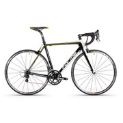 Forme Thorpe Comp 2.0 Road Bike - Campag Centaur - Black/White/Yellow