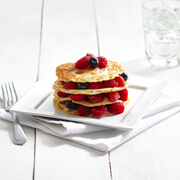 Exante Diet Maple Syrup Protein Pancake