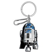 Star Wars R2-D2 Enamel Key Chain