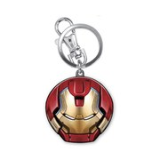 Marvel Avengers Age of Ultron Hulkbuster Head Coloured Pewter Key Chain
