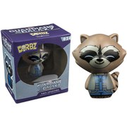 Marvel Guardians of the Galaxy Rocket Raccoon Nova Costume Vinyl Sugar Dorbz Figur