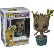 Marvel Guardians of the Galaxy I Am Dancing Groot Exclusive Pop! Vinyl Figure