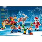 Playmobil Advent Calendar Santas Workshop (5494)
