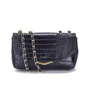 Fiorelli Women's Cyndi Small Shoulder Bag - Navy Croc