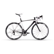 Moda Stretto Carbon Road Bike - Sram Force - Primer/Chalk