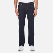 Tommy Hilfiger Men's Denton Straight Leg Denim Jean - Clean Blue