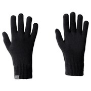 Jack Wolfskin Men's Rib Gloves - Black