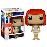 El Quinto Elemento Figura POP! Movies Vinyl Figura Leeloo Straps Dress