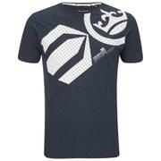 Crosshatch Men's Corvus T-Shirt - Iris Navy
