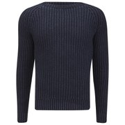 Our Legacy Men's Raglan Knitted Jumper - Indigo