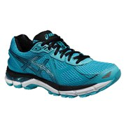 Asics Women's GT 2000 3 Lite Show Running Shoes - Turquoise/Black