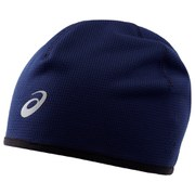 Asics Winter Running Beanie Hat - Indigo Blue