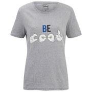 Eleven Paris x Disney Women's Be Cool T-Shirt - Grey