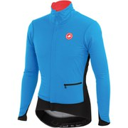 Castelli Alpha Jacket - Blue/Black
