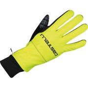 Castelli Gara Midweight Gloves - Yellow/Black
