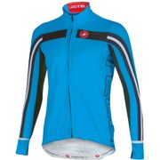 Castelli Free 3 Long Sleeve Jersey - Blue/Black