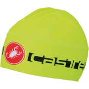 Castelli Viva Thermo Skully - Yellow