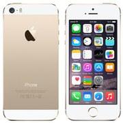 "Apple iPhone 5s 4"""" 32GB Sim Free Smartphone (4G, 16MP, Retina) - Gold"
