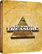 National Treasure - Zavvi Exclusive Limited Edition Steelbook (2000 Copies Only)