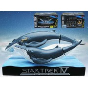 Bif Bang Pow Star Trek IV The Voyage Home TOS Wales and Spock Convention Special Bobble Head Figure