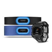 Garmin Forerunner 920XT Multisport GPS Watch with Tri Bundle - Black/Silver