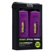 KMS California Colorvitality Shampoo and Conditioner Duo (750ml)