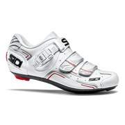 Sidi Women's Level Cycling Shoes - White