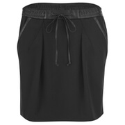 BOSS Orange Women's Balegi Midi Skirt - Black