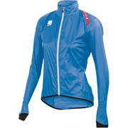 Sportful Women's Hot Pack 5 Jacket - Electric Blue