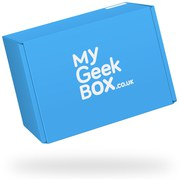 My Geek Box - July - Toons