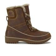 Sorel Women's Tivoli II Premium Leather Ankle Boots - Autumn Bronze