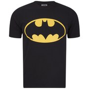 Batman Men's Logo T-Shirt - Black