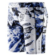 Skins Women's A200 Compression Shorts - Azure