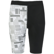 Skins Women's A200 Compression Shorts - Black/Logo
