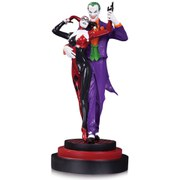 DC Collectibles DC Comics Batman Joker and Harley Quinn 2nd Edition 12 Inch Statue