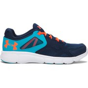 Under Armour Men's Thrill Running Shoes - Academy/Pacific/Orange