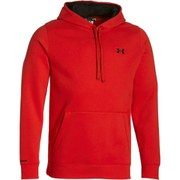 Under Armour Men's Storm Rival Hoody - Risk Red