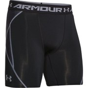 Under Armour Men's Armourvent Compression Shorts - Black