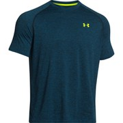 Under Armour Men's Tech Short Sleeve T-Shirt - Blue