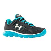 Under Armour Women's Micro G Assert V Running Shoes - Black