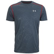 Under Armour Men's Coldback Run Short Sleeve T-Shirt - Red