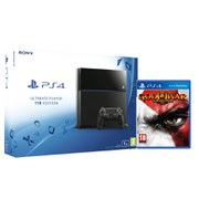 Sony Playstation 4 1TB – Includes God of War III: Remastered