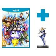 Super Smash Bros. for Wii U + Sheik No.23 amiibo