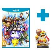 Super Smash Bros. for Wii U + King Dedede No.28 amiibo